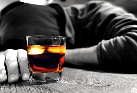 Стресс может привести к алкоголизму