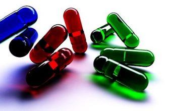 Капсулы и таблетки