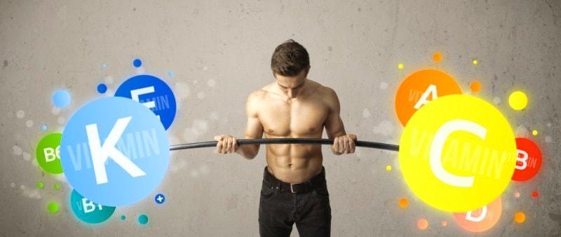 Какие витамины теряются при физических нагрузках