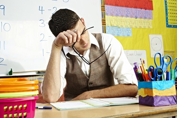 Стресс педагогов