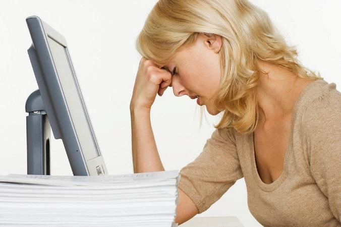 Хроническая усталость стресс это