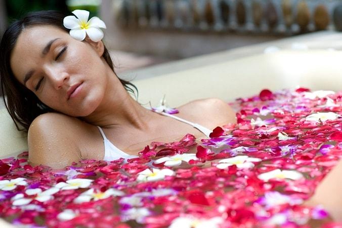 Душистая ванна стресс