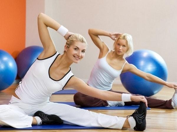 Лучшие упражнения стресс