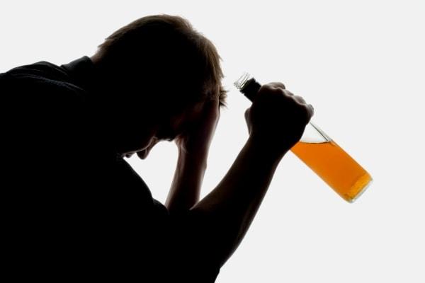 Алкоголь при птср