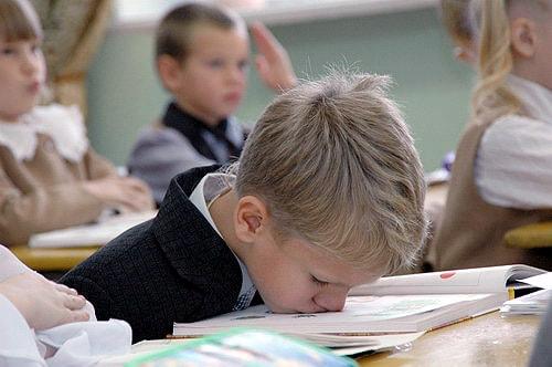 Стресс у школьника младшего возраста