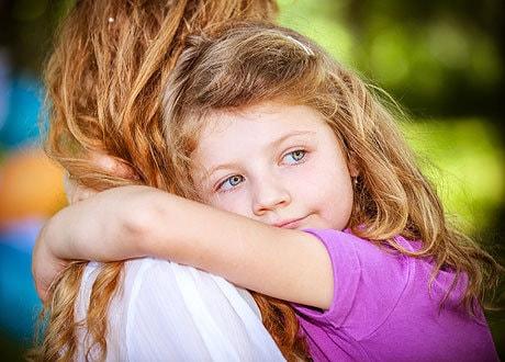 Помощь ребенку в состоянии стресса