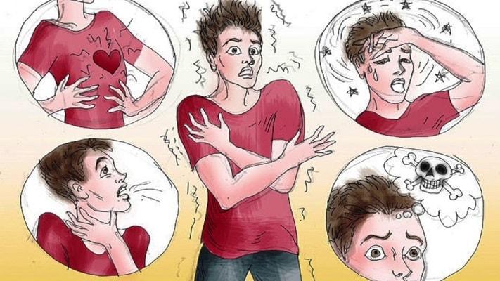 Симптомы ПА