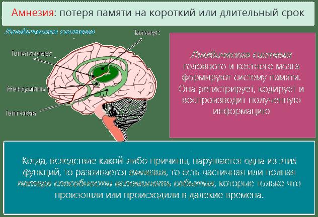 Восстановление памяти после депрессии