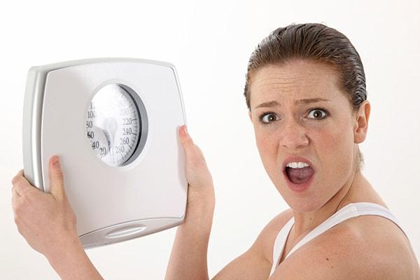 Почему худеют при стрессе