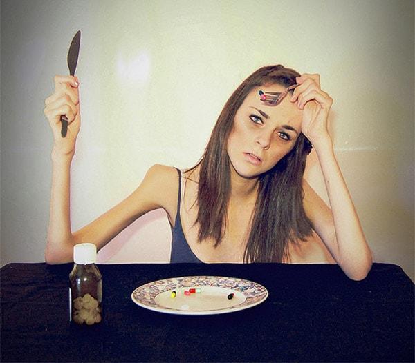 Как набрать вес женщине после нервного стресса