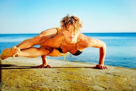 Сложная йога