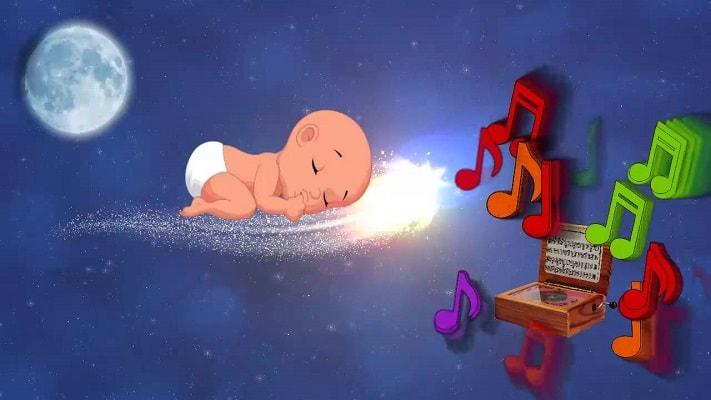 Убаюкивающая музыка
