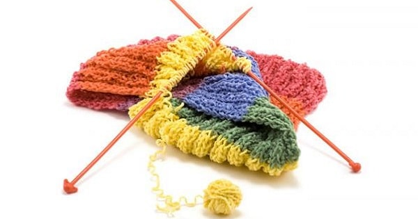 Вязание как способ избавиться от стресса