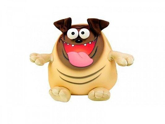 Мягкая игрушка Крейзи Мопс