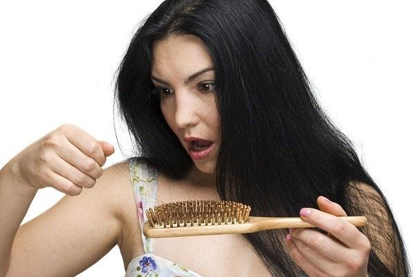 Выпадение волос стресс