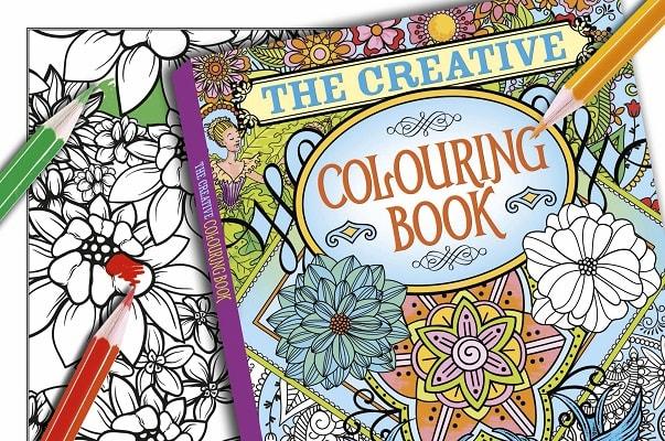 Книги раскраски