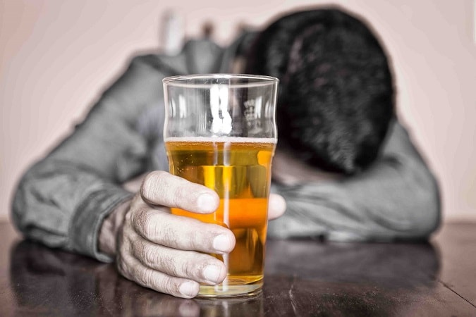 Паника и алкоголь