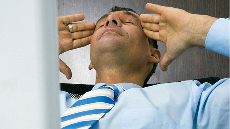 Снять напряжение перед собеседованием