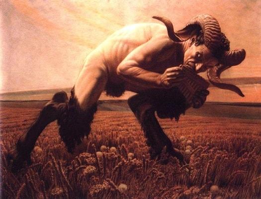 Панус в древнегреческой мифологии