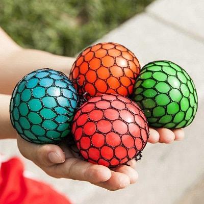 Игрушка антистресс мячик