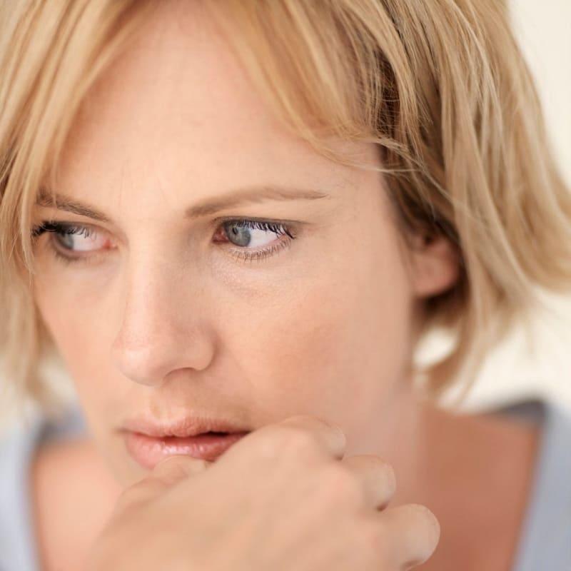 Расстройство у женщин