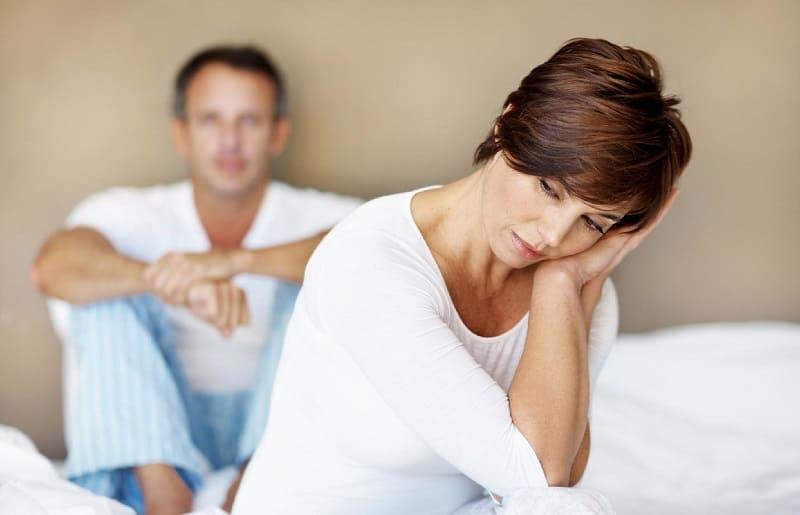 Снижение либидо из-за гормона стресса