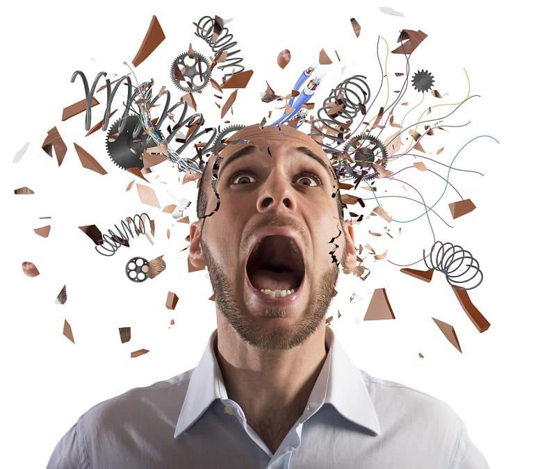 Эмоциональное перенапряжение или стресс