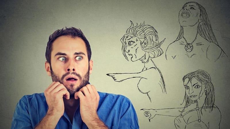 Страх общения причины