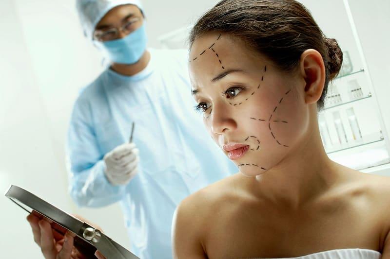 Дисморфофобия и пластическая операция