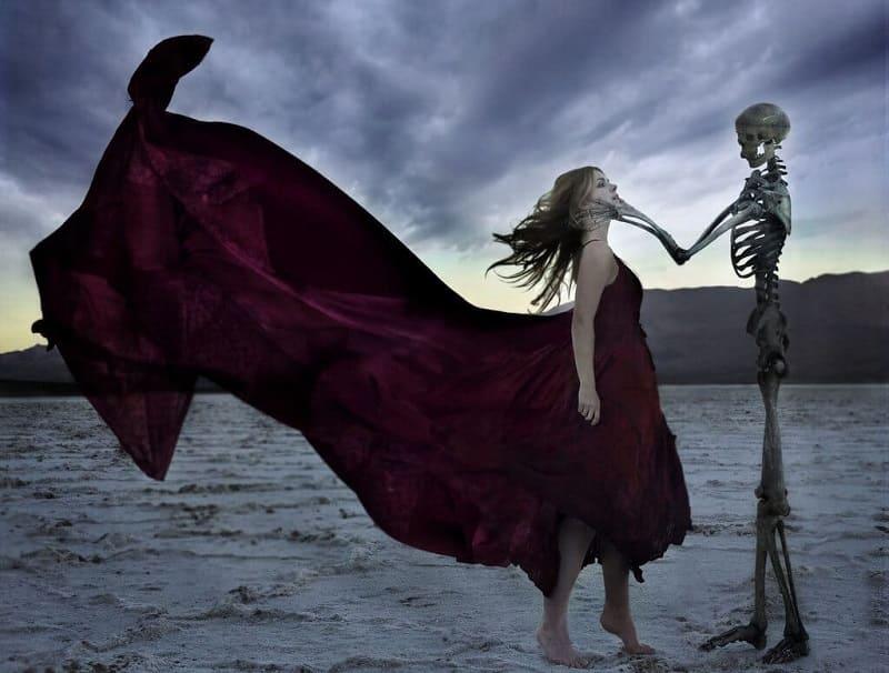 Страх или боязнь смерти